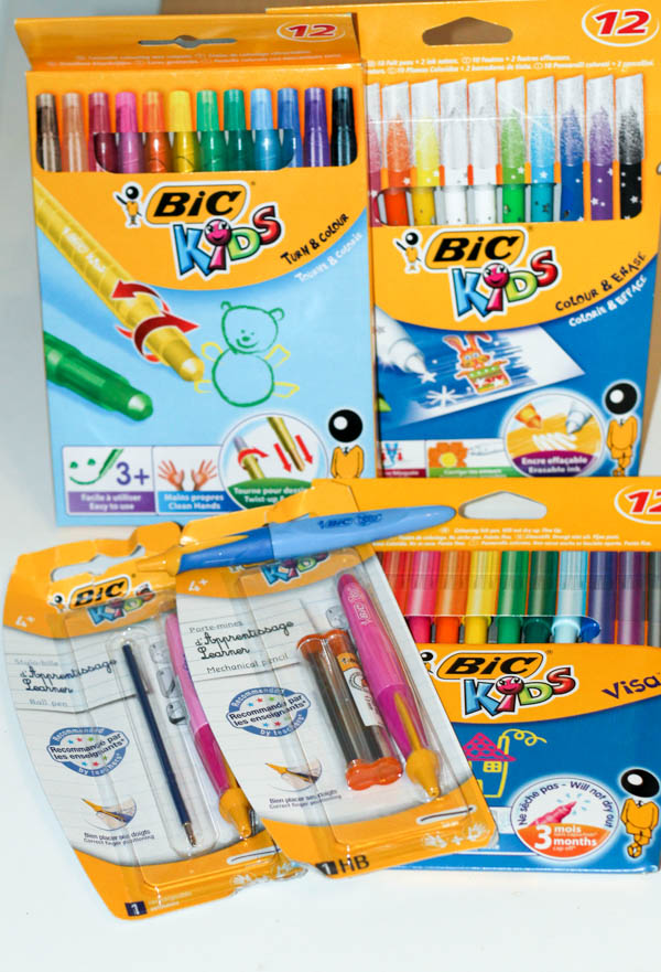 Bic Kids Colouring products