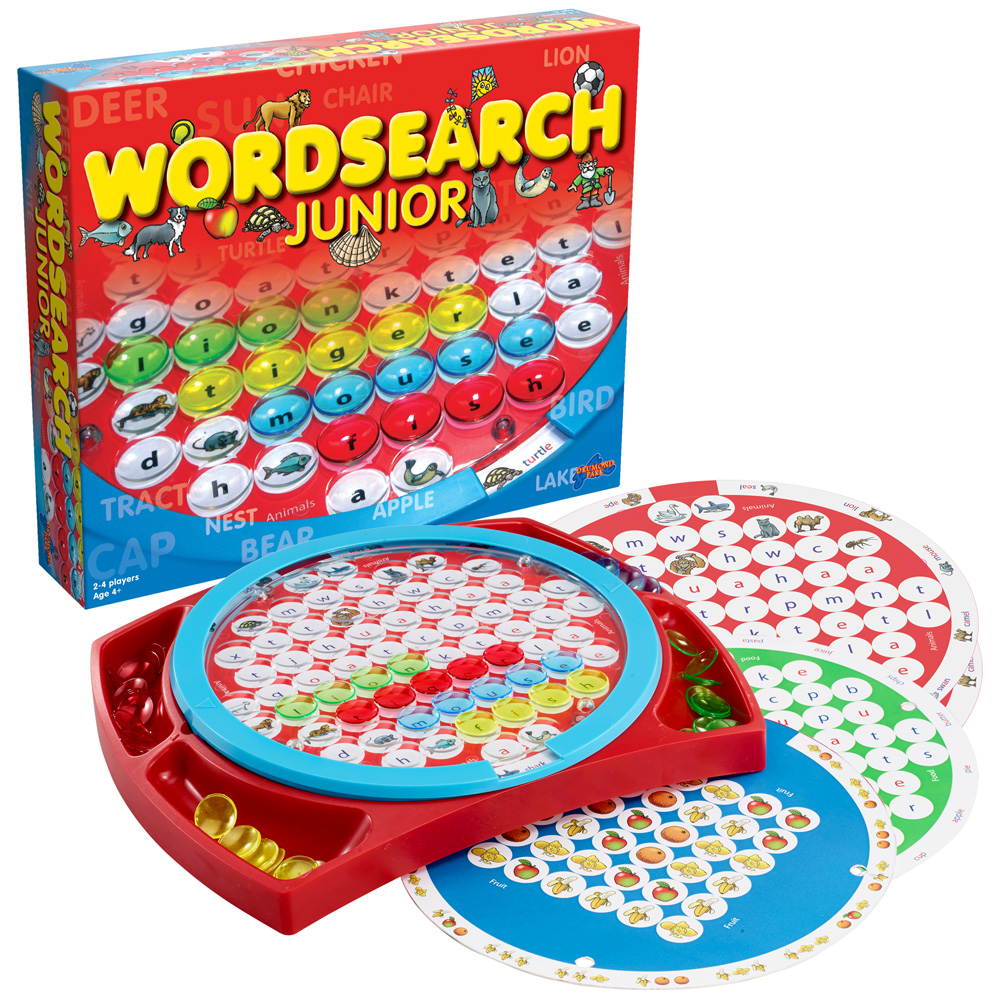 Wordsearch Junior Drumond Park