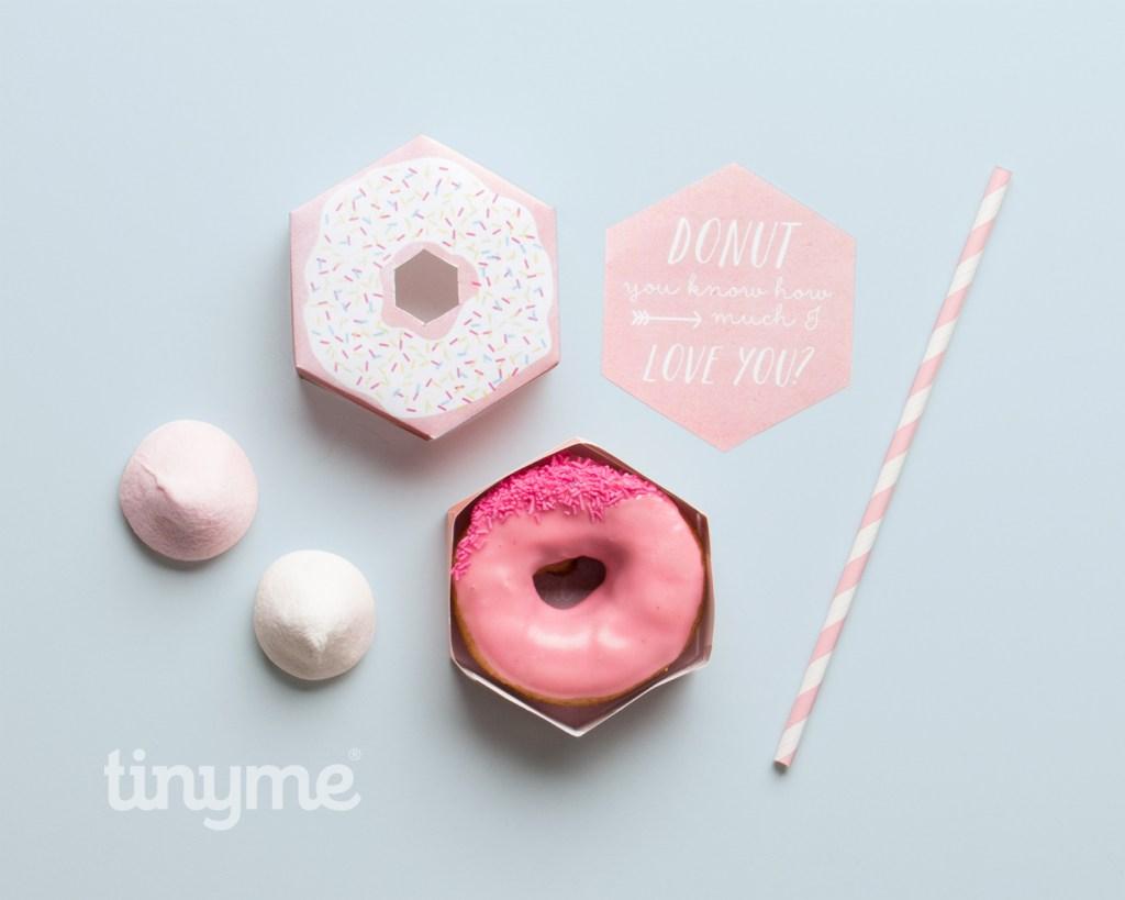 tinyme donut printables set