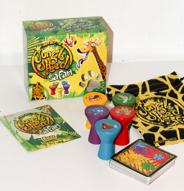 jungle speed safari game
