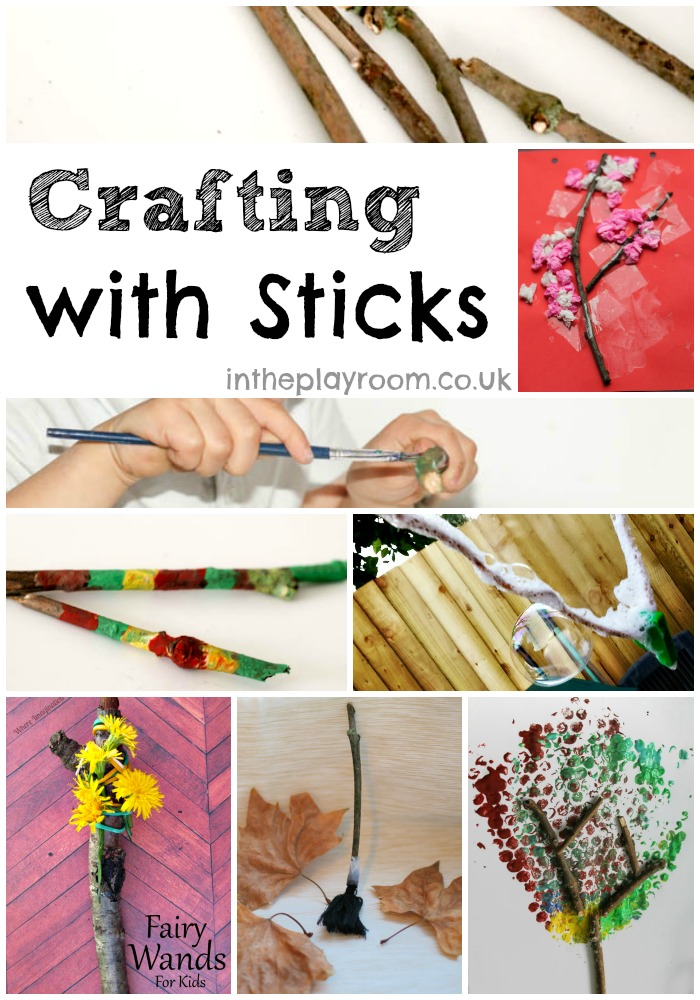 CRAFTINGWITHSTICKS