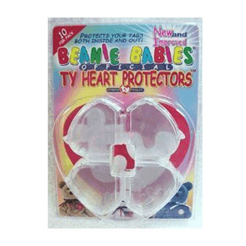 beanie baby tag protectors