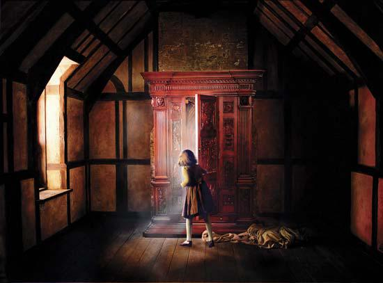 lion witch and the wardrobe narnia portal