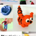 plasticinemodelling