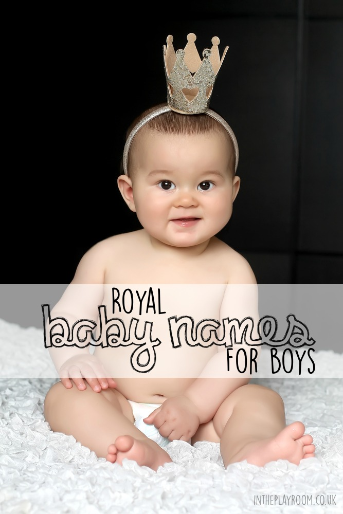 Royal baby names for boys. A list of baby name ideas inspired by the British royal family, past and present