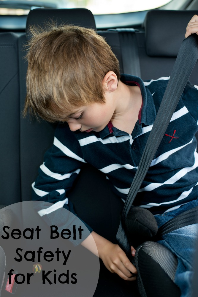 seat belt safety for tweens