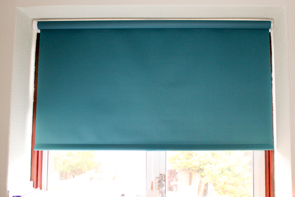 cordless child safe roller blinds