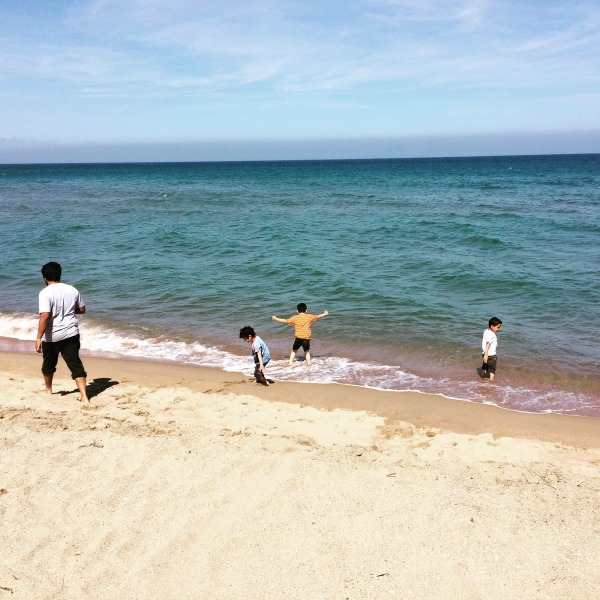 pals sandy beach costa brava