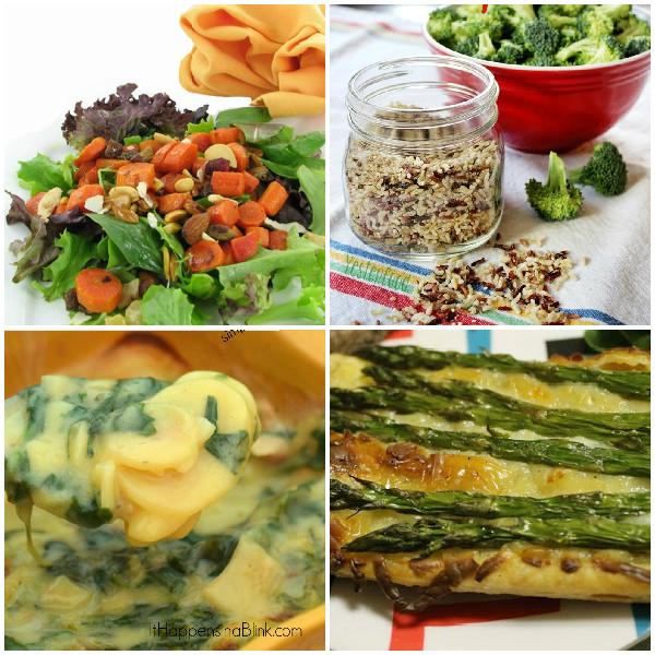 colourful vegetarian recipes