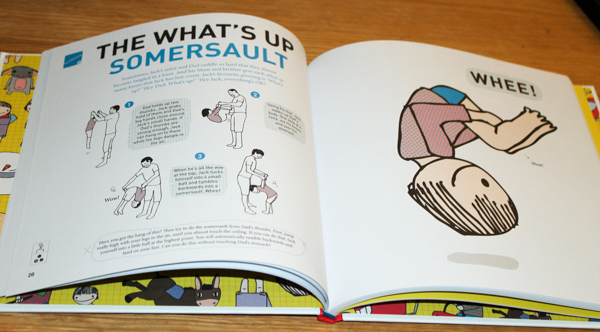 The What's Up Somersault Jack's Acrobatics