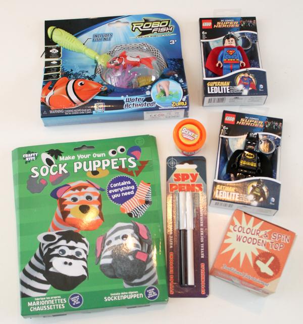 Stocking filler ideas for kids
