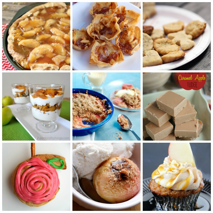 38 delicious autumn apple recipes for dessert