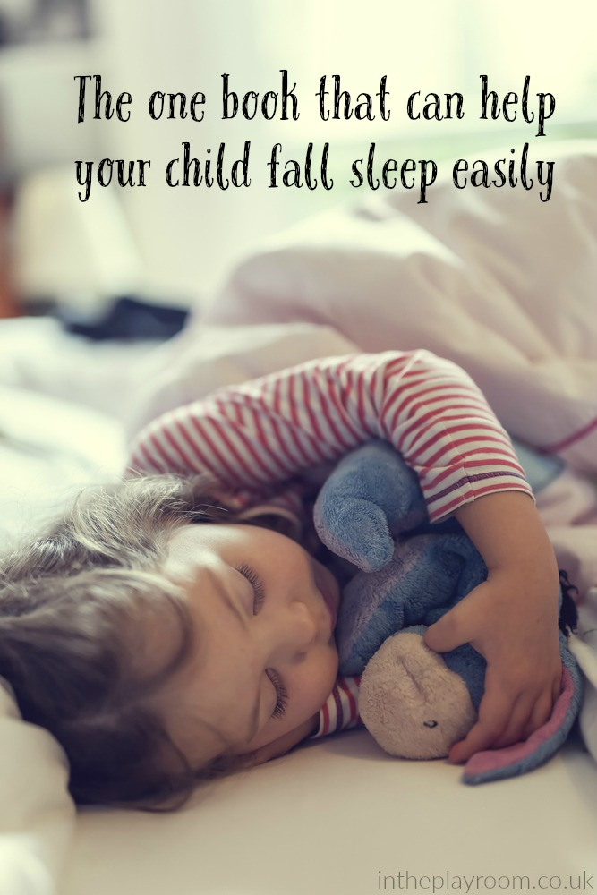One book that can really help your child to fall asleep easily at bedtime. It actually works!