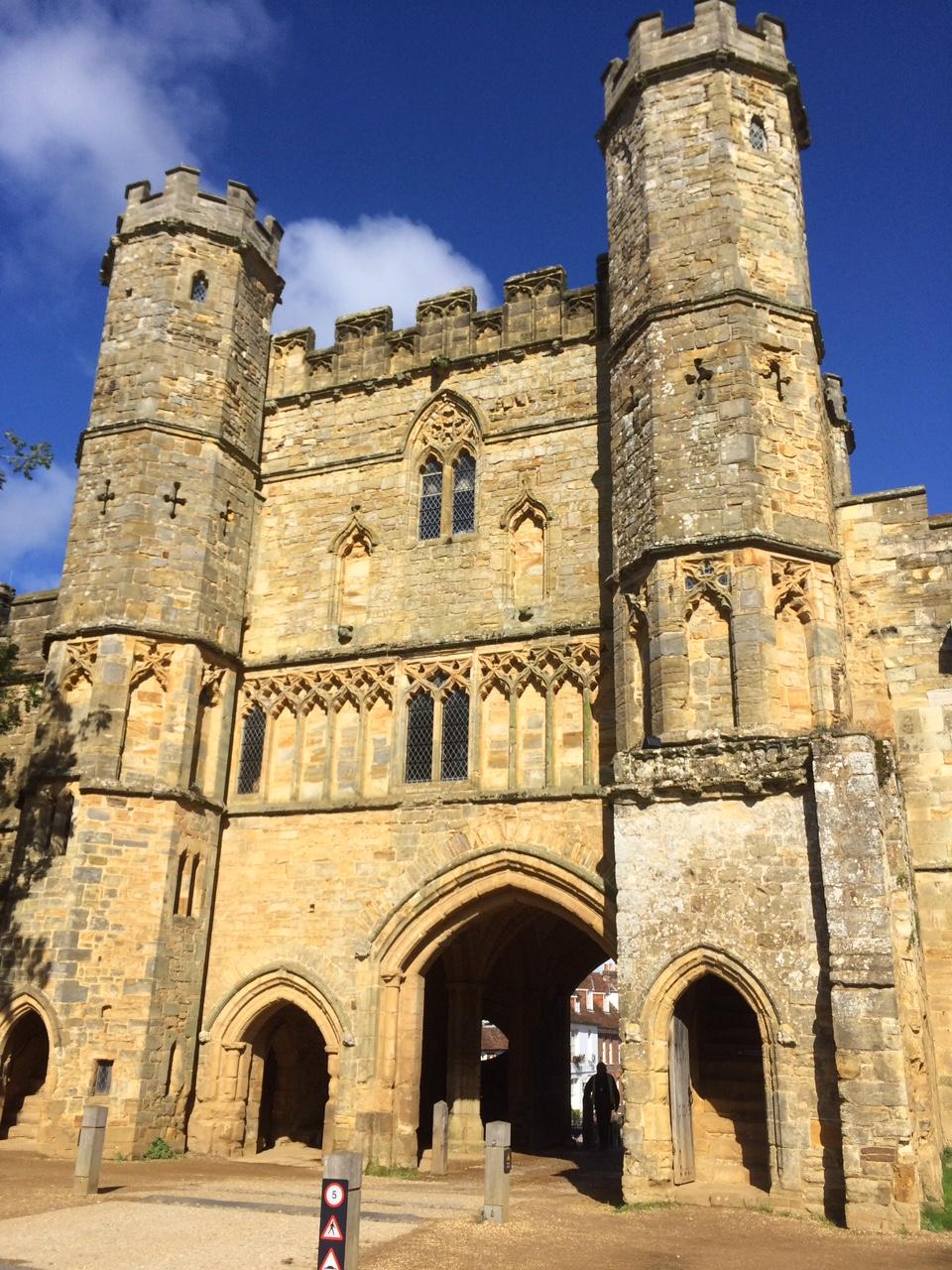 Battle Abbey in Hastings