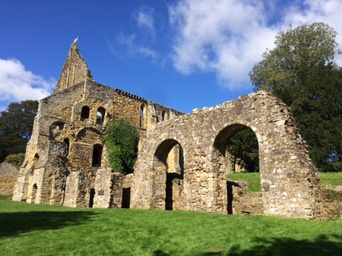 battle abbey 1066
