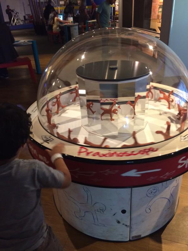 praxinoscope early animation machine