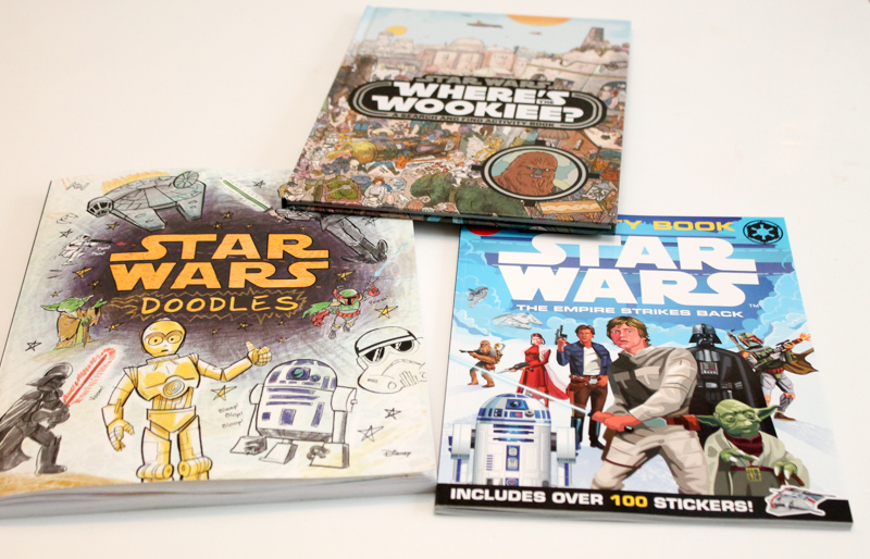 Star Wars Books for Star Wars Reads Day