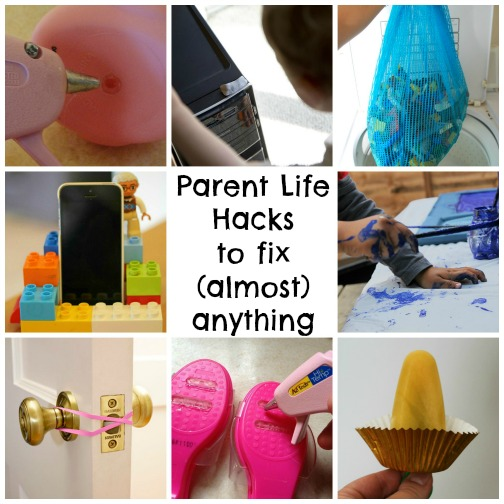 parent life hacks