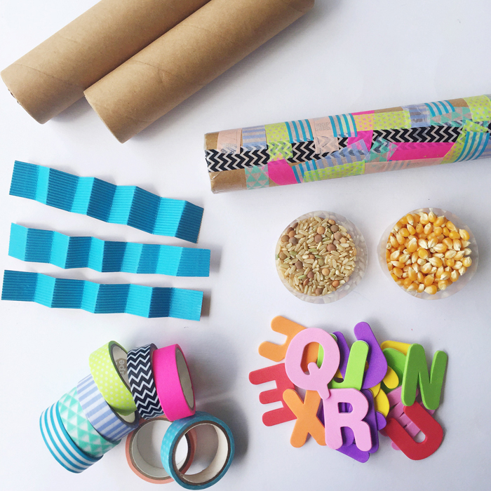 supplies for washi tape rain maker craft