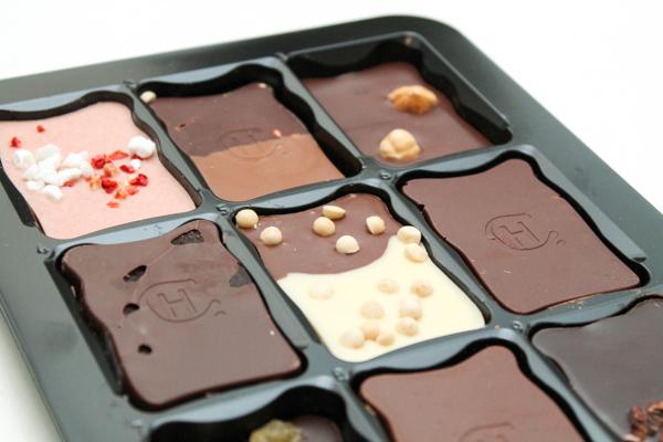 Hotel chocolate nano slab box