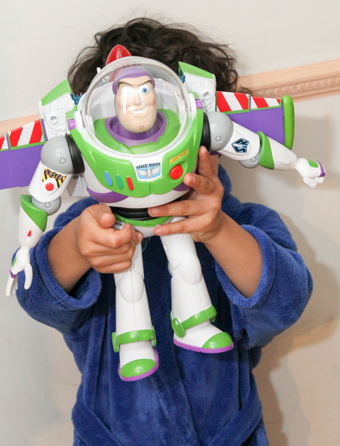 Disney Toy Story Rocket Blast Buzz