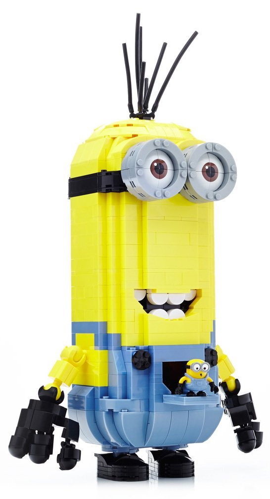 Mega Bloks Build A Minion Review In The Playroom