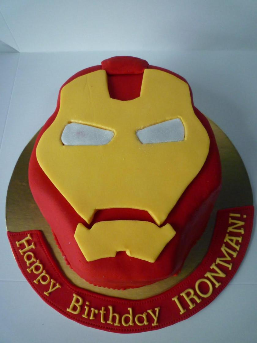ironmancake