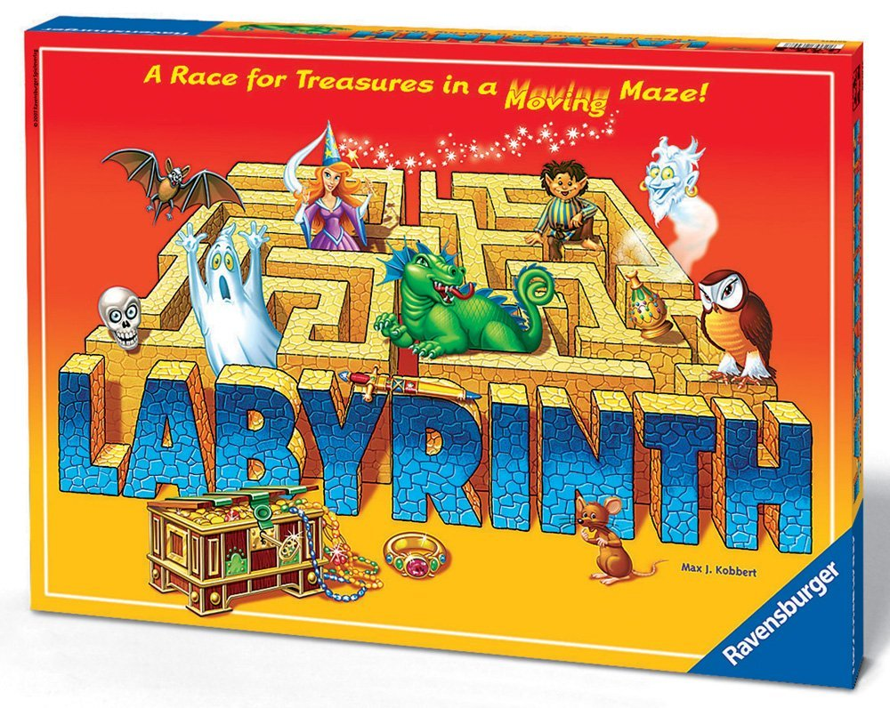Labyrinth The Game