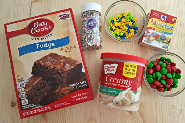 Brownie-Ingredients