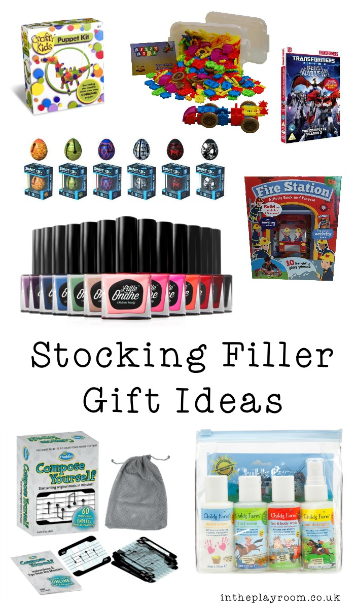 Last Minute Stocking Filler Ideas In The Playroom
