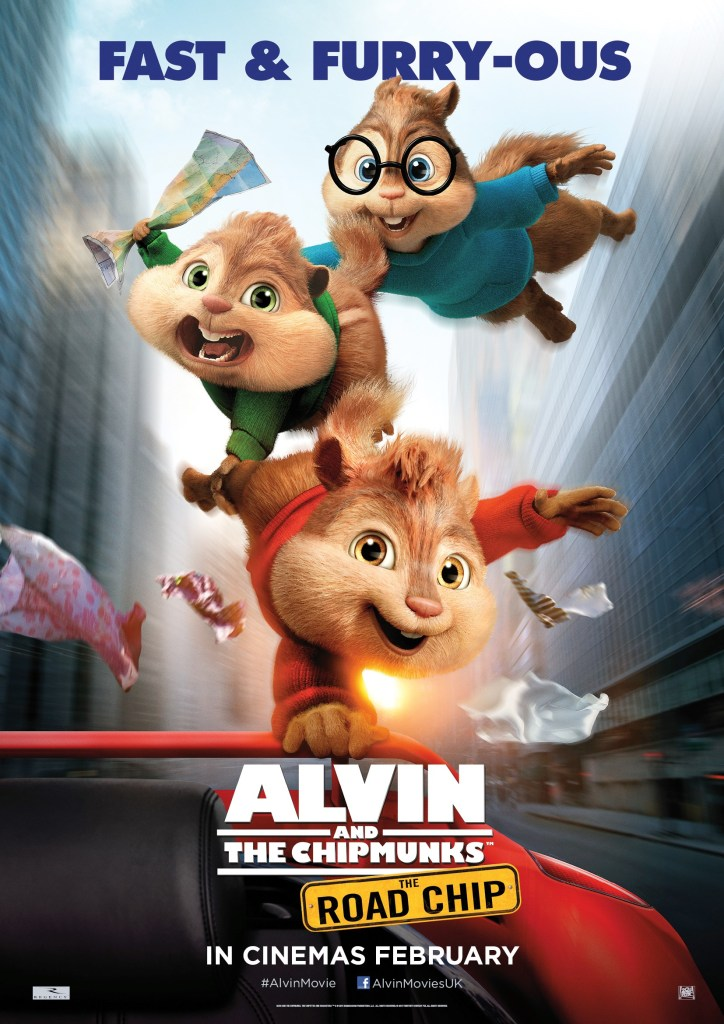 Alvin and the Chipmunks Shopping Centre Tour