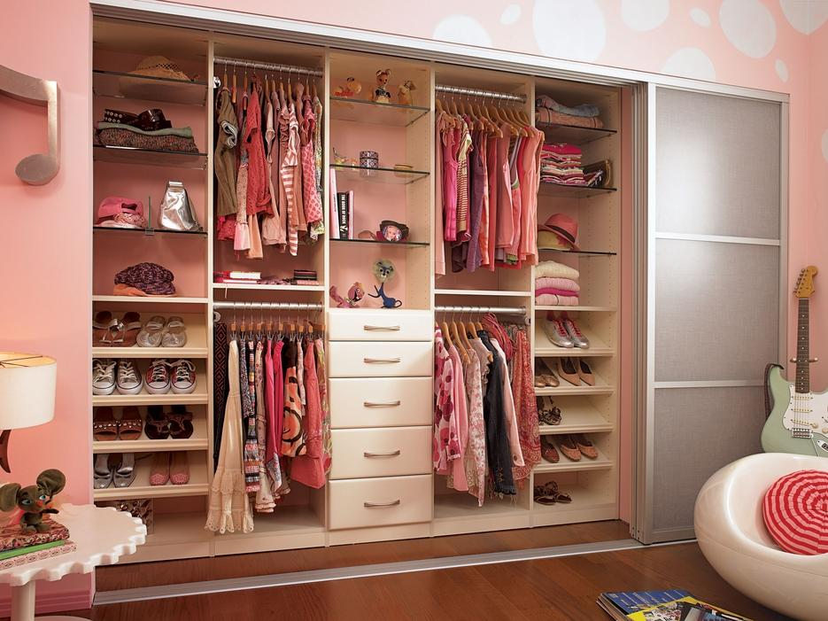 How to Organise Your Children's Closet So They Can Learn ...