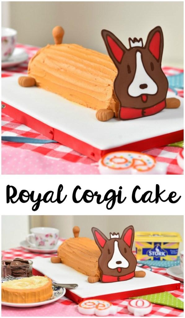 corgi-cake-pin