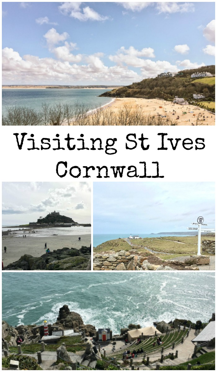 things to do in st ives cornwall with kids