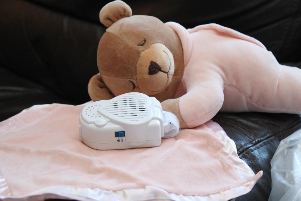 Prince Lionheart Slumber Bear Amp Chicco Rainbow Cube Review