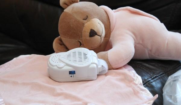 Prince Lionheart Slumber Bear & Chicco Rainbow Cube Review