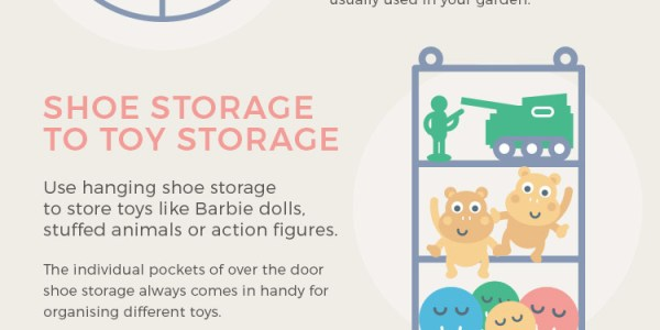 Creating Unique Toy Storage On A Budget