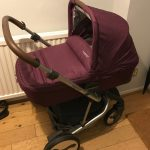 BabyStyle Hybrid Stroller Review with a baby 0-4 Months