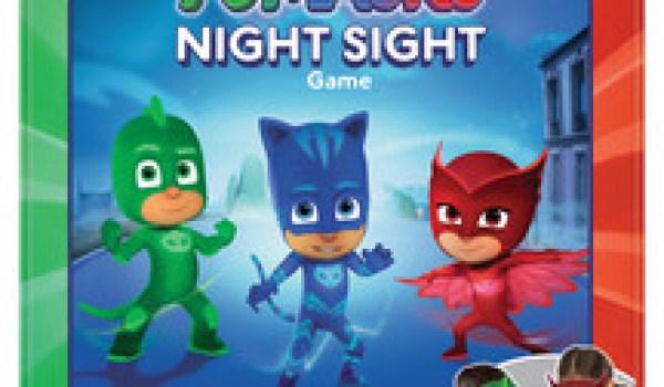 PJ Masks Night Sight Game Review