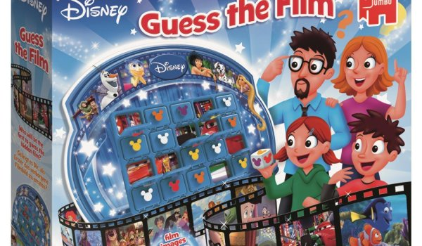 Jumbo Games Disney Guess the Film Game Review