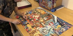 Ravensburger Let's Visit Santa! Limited Edition 1000 Piece Puzzle Review