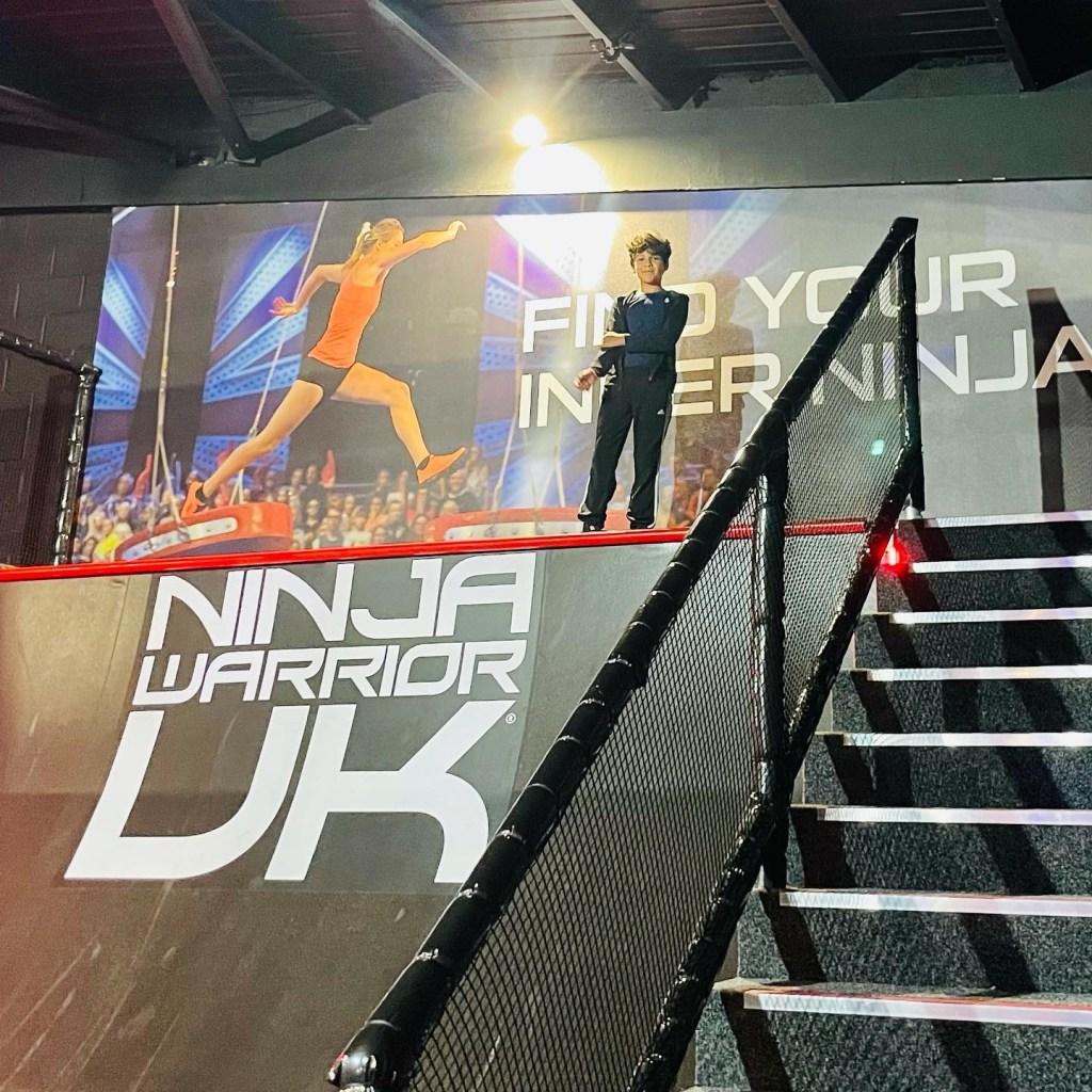 ninja warrior uk watford beat the wall