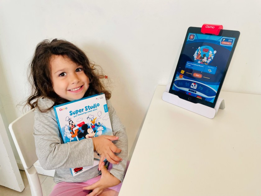 Osmo super studios Disney Mickey Mouse & friends game