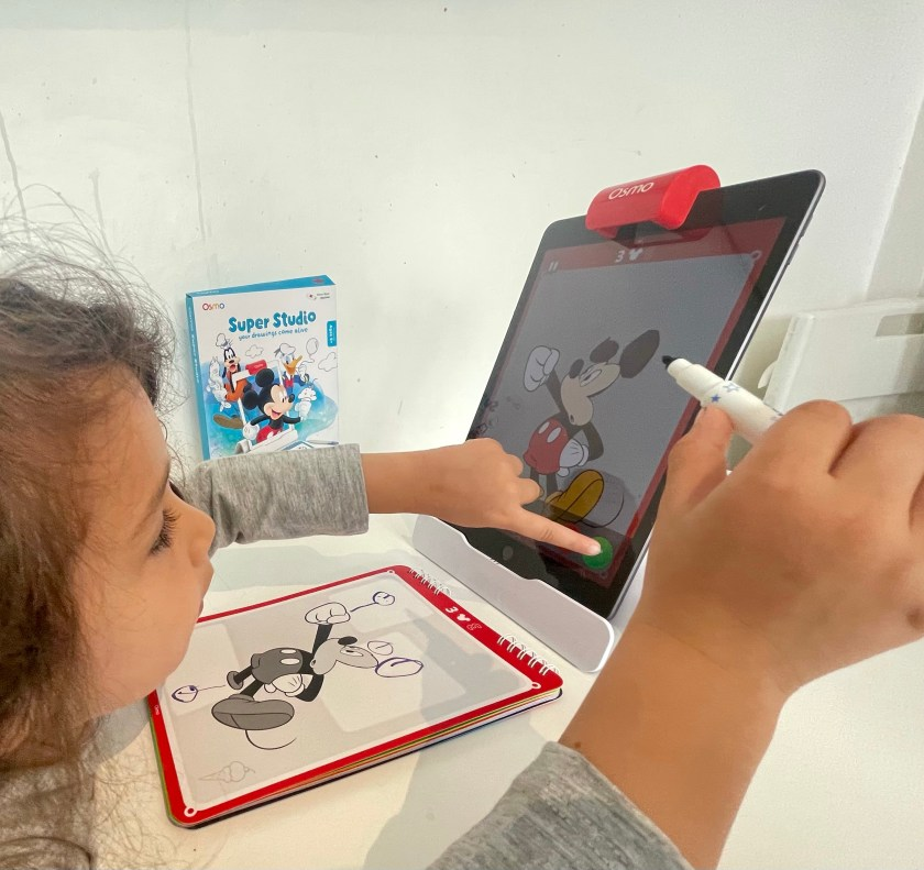 drawing with Osmo super studios