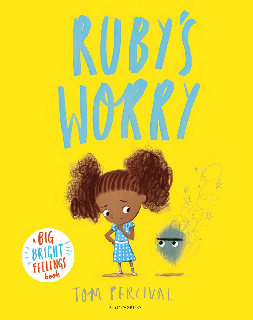 Rubys worry book for children