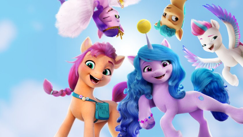 my little pony a new generation characters