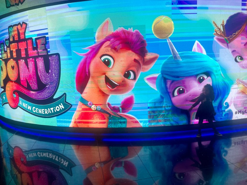 my little pony a new generation premiere uk Leicester Square cineworld