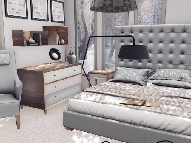 Tippi Bedroom Set