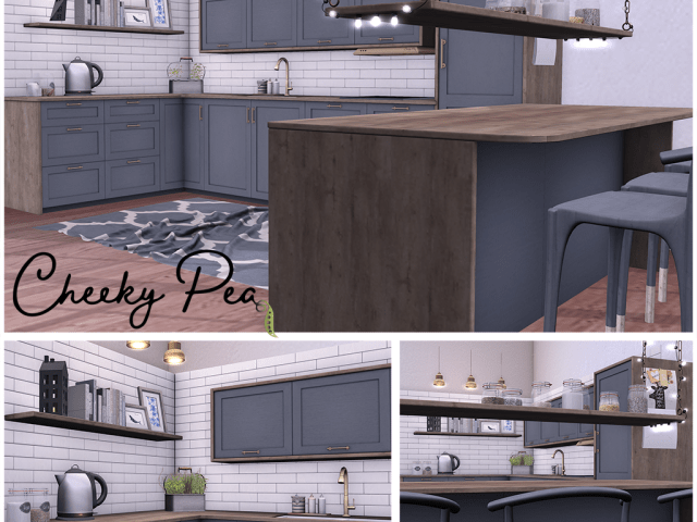 Tilly's Kitchen Set