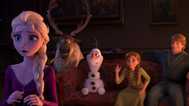 A Few Minutes With Canadian Animator And Lighting Supervisor Gregory Culp About Bringing Frozen Ii To Life In The Seatsin The Seats